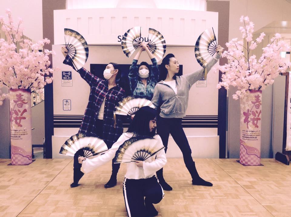 歌舞伎ダンス振り付け
